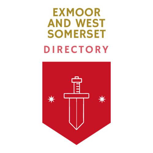 Exmoorian Logo White